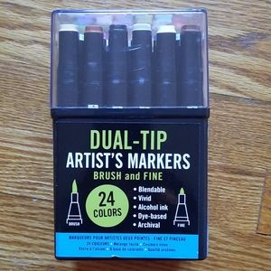 Alcohol Ink Artist Markers